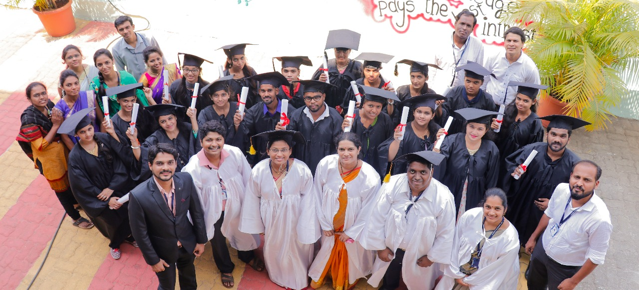 Degree Certificate Distribution Ceremony 2018